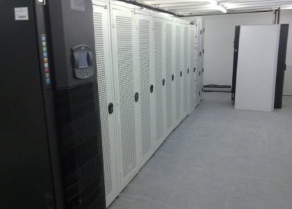 data centrum SHC II